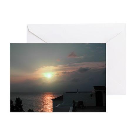 """Cozumel """"Corona"""" Greeting Cards (Pk of 10)"""
