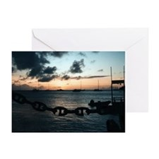 "Bequia ""Apres Dive"" Greeting Cards (Pk of 10)"