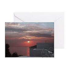 "Cozumel ""Ataraxia"" Greeting Cards (Pk of 10)"