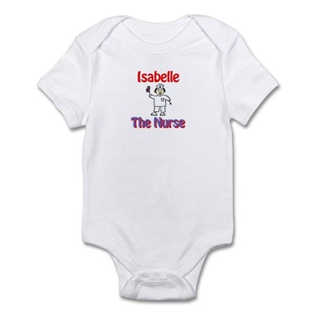 Isabelle - The Nurse Infant Bodysuit