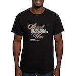 Tamburlaine Men's Fitted T-Shirt (dark)