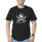 Elizabethan Pyrate Insignia Men's Fitted T-Shirt (