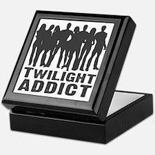 Twilight Addict Keepsake Box