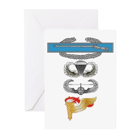 Tower of Power Greeting Cards (Pk of 20)