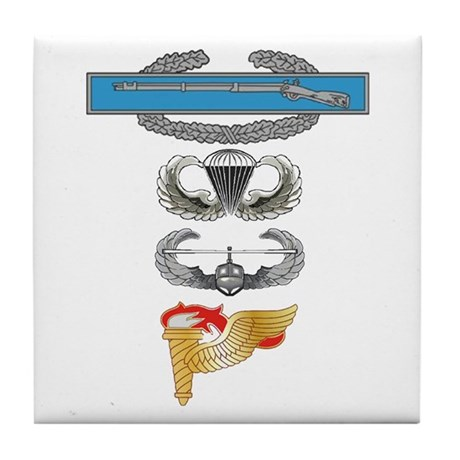 Tower of Power Tile Coaster