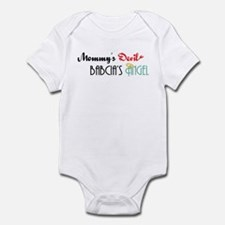 Mommy's Devil, Babcia's Angel Infant Bodysuit
