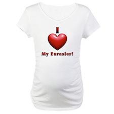 I Heart My Eurasier! Shirt