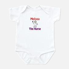 Melissa - The Nurse Infant Bodysuit
