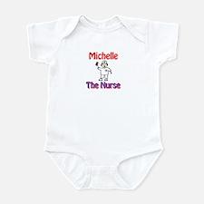 Michelle - The Nurse Infant Bodysuit