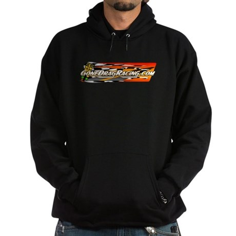 Dark Hoodie - Full Logo Front Only