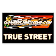 """True Street 3""""x5"""" Decal"""