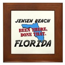 jensen beach florida - been there, done that Frame