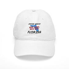 jensen beach florida - been there, done that Baseball Cap