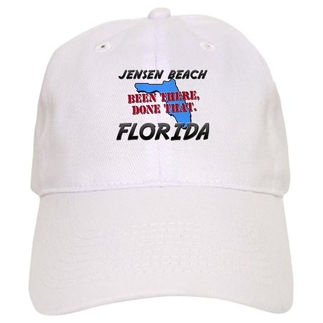 jensen beach florida - been there, done that Cap