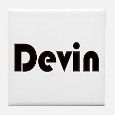Devin Tile Coaster