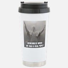 Remember when we had a Stainless Steel Travel Mug