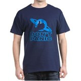 Hitchhikers guide to the galaxy Dark T-Shirt