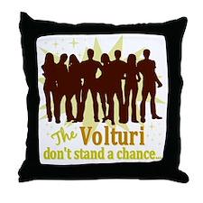 Breaking Dawn Volturi Throw Pillow