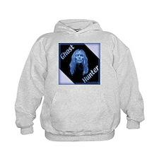 Blue Lady Ghost Hunter Hoodie