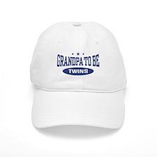 Grandpa To Be Twins Baseball Cap