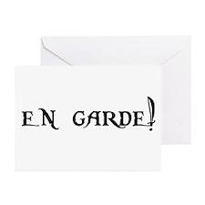 En Garde! Greeting Cards (Pk of 10)
