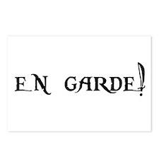 En Garde! Postcards (Package of 8)