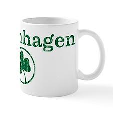 Copenhagen shamrock Small Mug