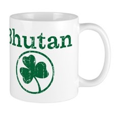 Bhutan shamrock Mug