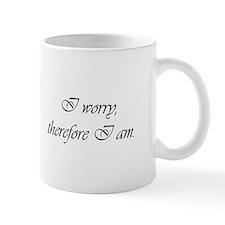 Worry in Tough Times Mug