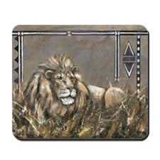 The Spirit Lion Mousepad