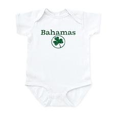 Bahamas shamrock Onesie