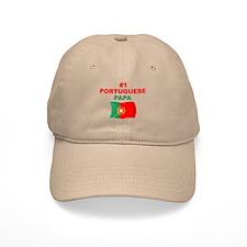 #1 Portuguese Papa Baseball Cap
