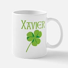 Xavier shamrock Mug