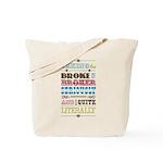 Broke in Broker Tote Bag