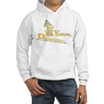 Up Yours Downturn Hooded Sweatshirt