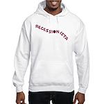 Recessionista Hooded Sweatshirt