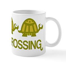 Turtle Crossing Mug