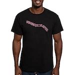 Recessionista Men's Fitted T-Shirt (dark)