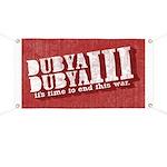 End Dubya Dubya III Banner
