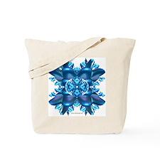 Woad Amulet Tote Bag