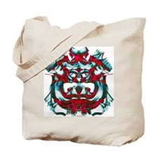 Blood Tide Tote Bag