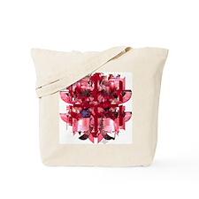Japanese Cabinet Tote Bag