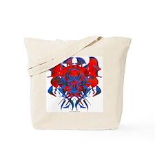 Viral Defender Tote Bag