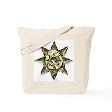 Brass Sun Tote Bag
