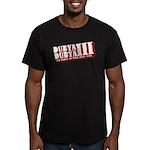 End Dubya Dubya III Men's Fitted T-Shirt (dark)