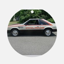 79 Pace Car Ornament (Round)
