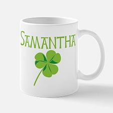 Samantha shamrock Mug