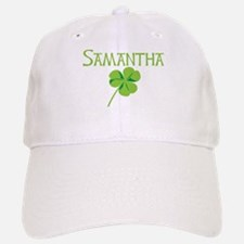 Samantha shamrock Baseball Baseball Cap