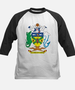 Solomon Islands Coat of Ar Tee