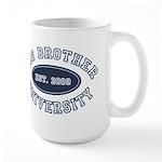Big Brother University Large Mug